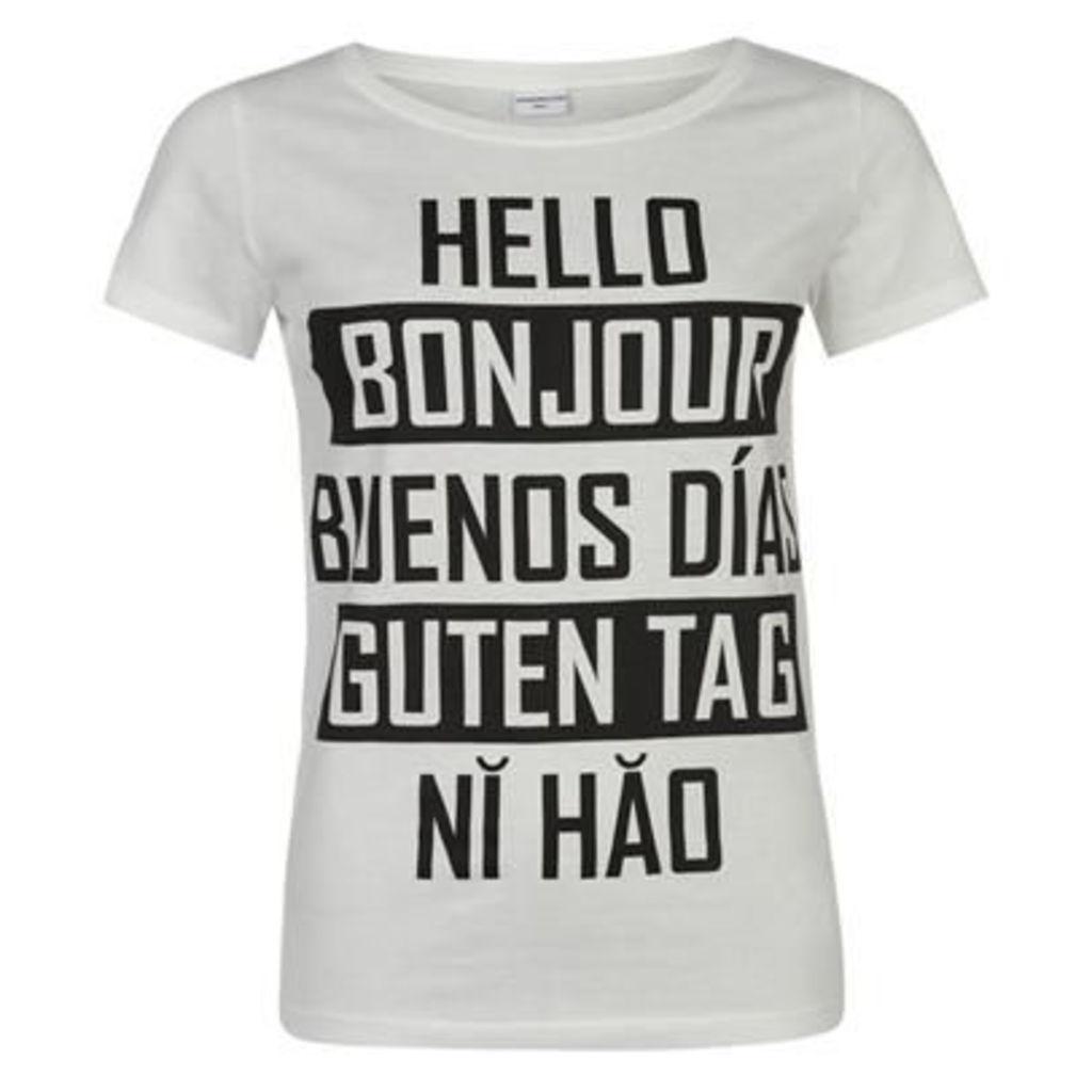JDY Chiago Hi T Shirt
