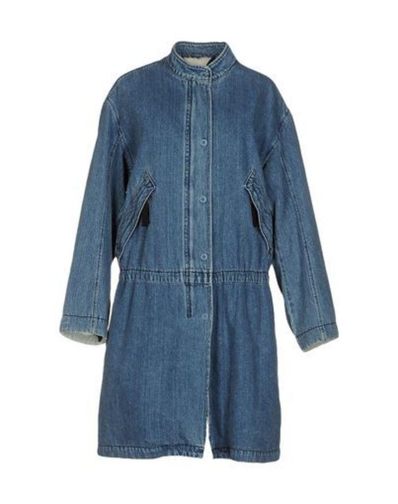 HELMUT LANG DENIM Denim outerwear Women on YOOX.COM