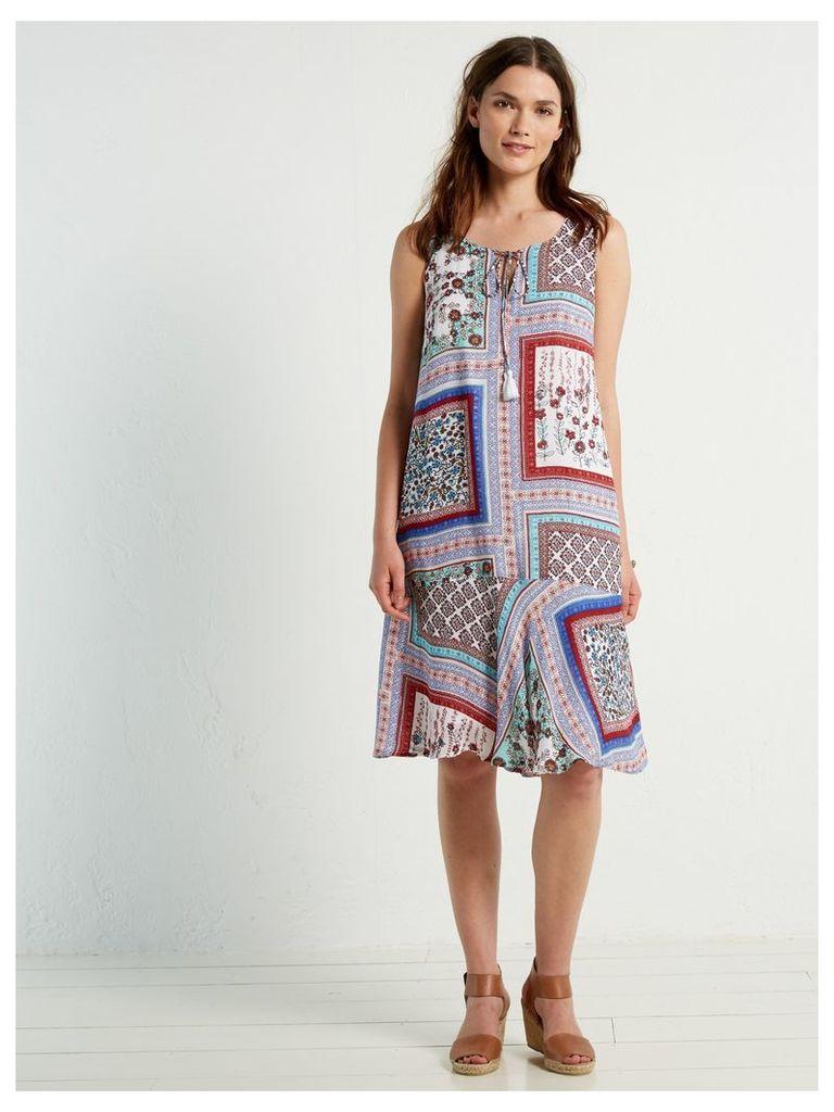 PORTO PATCH DRESS