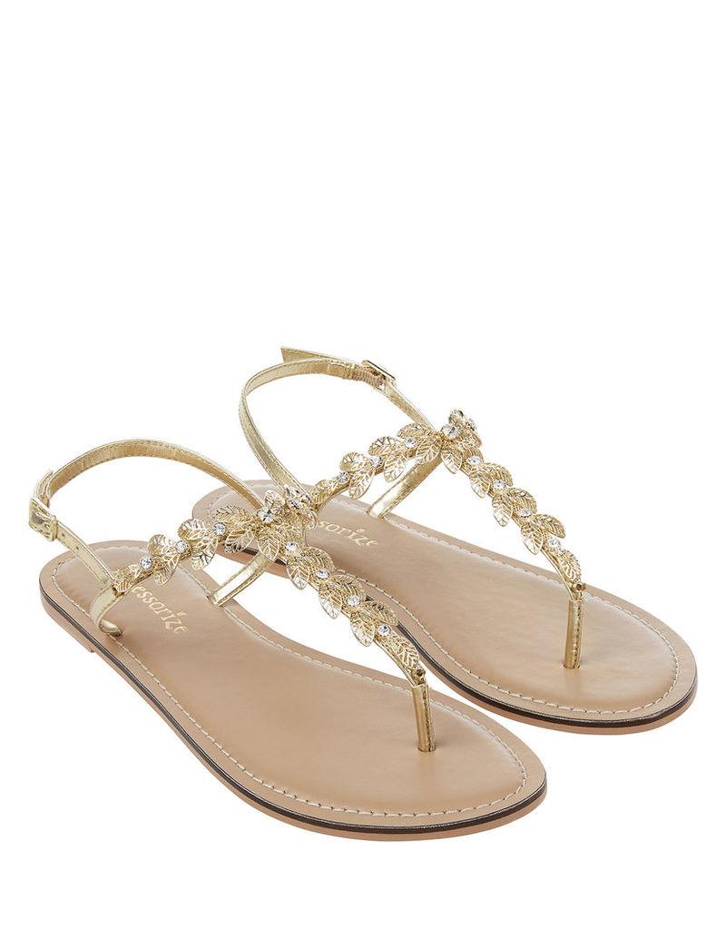 Ashwin Leaf Sandals