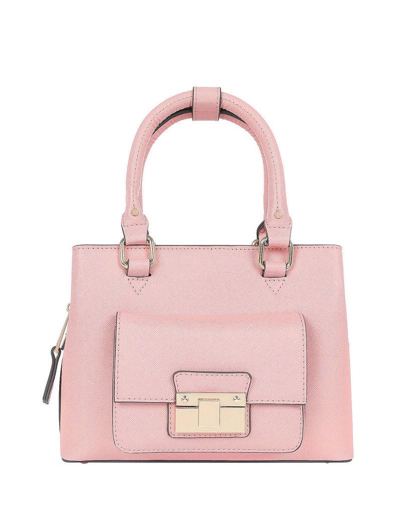 Mini Annie Lock Handheld Bag
