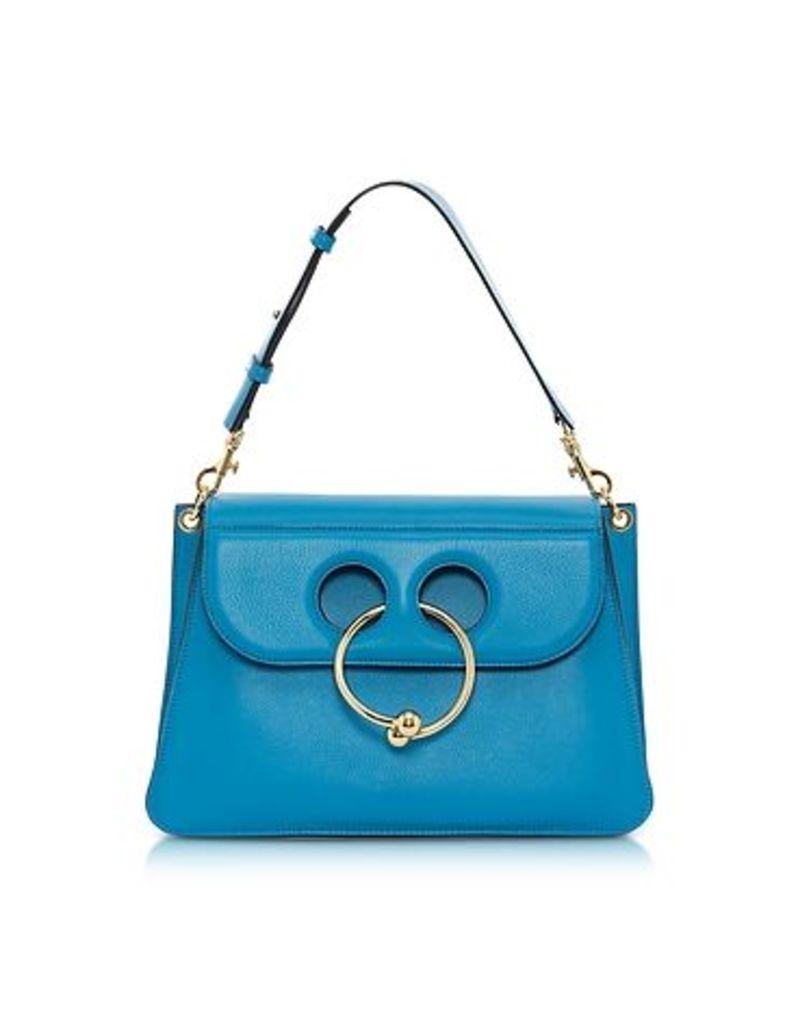 J.W. Anderson - Cerulean Blue Medium Pierce Bag