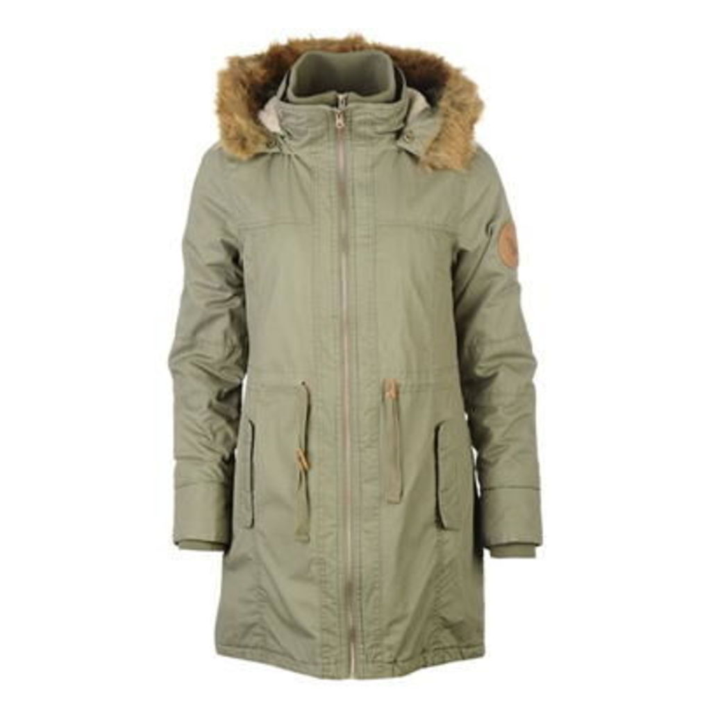 SoulCal Doube Layer Parka Ladies