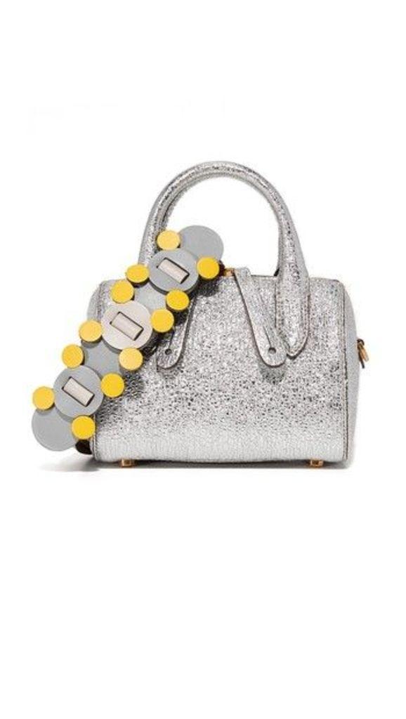 Anya Hindmarch Mini Barrrel Shoulder Bag