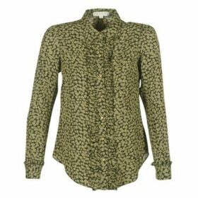 MICHAEL Michael Kors  MINI FINLEY  women's Shirt in Kaki