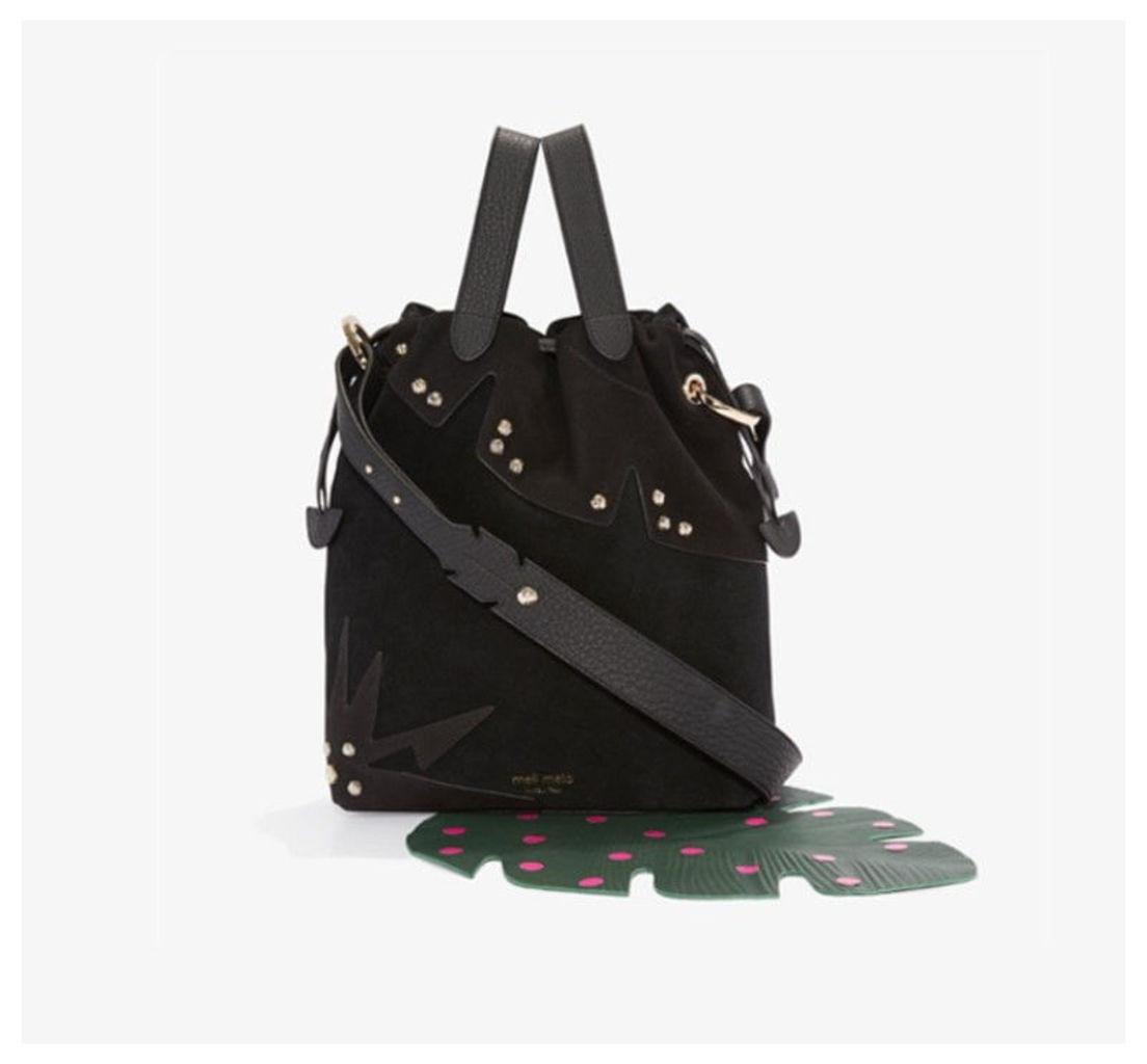 Limited Edition - Hazel Tote Bag Black Wonderplant