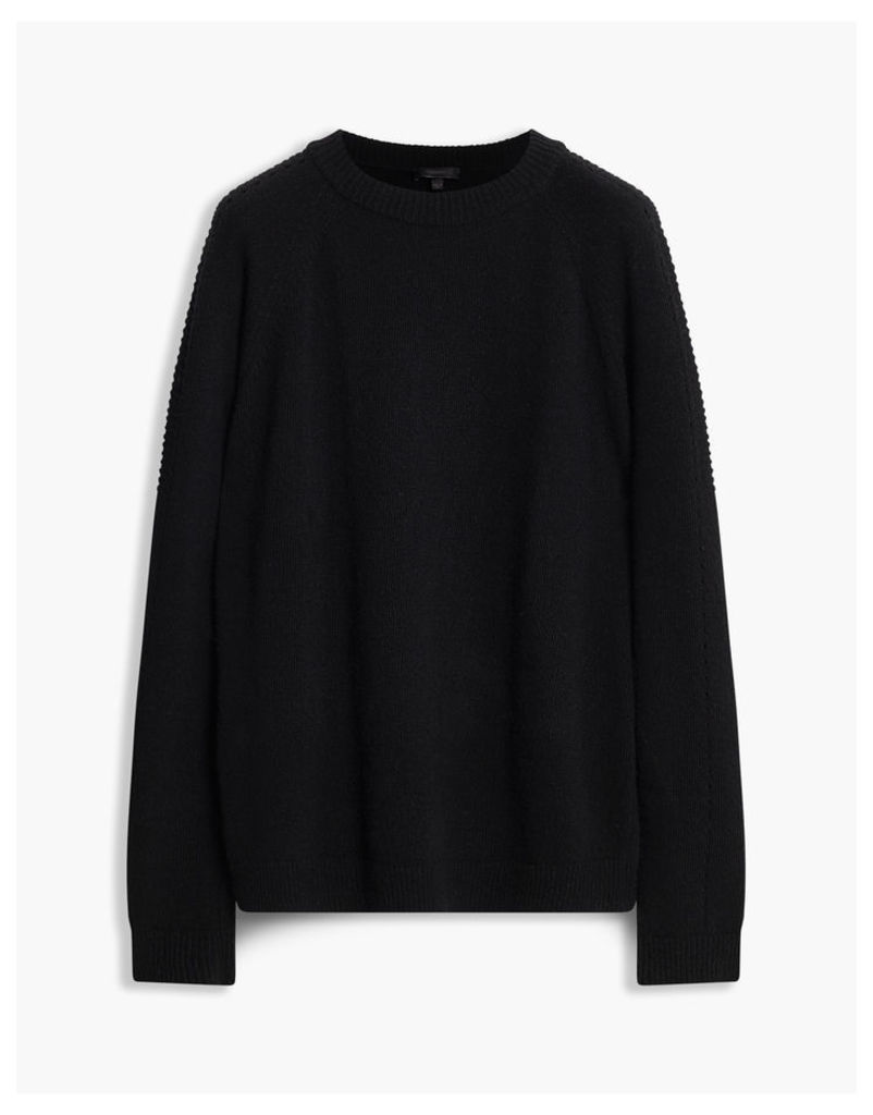 Belstaff Shilpa Crew Neck Jumper Black