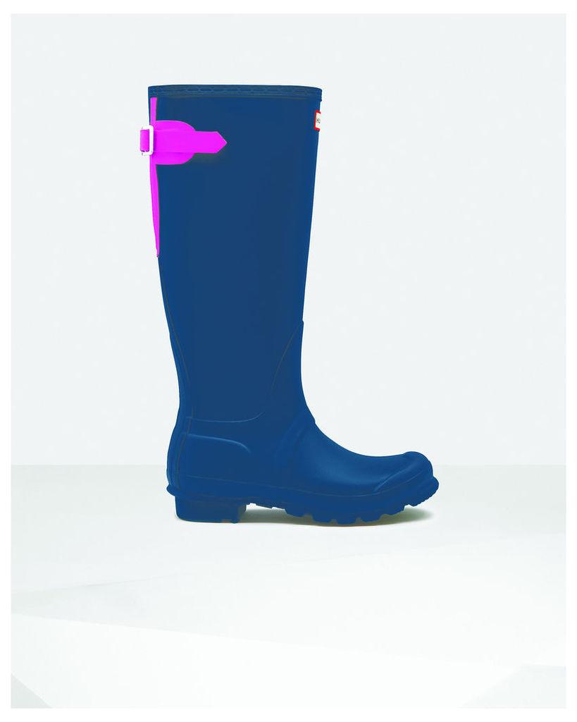 Women's Original Tall Back Adjustable Wellington Boots