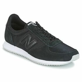 New Balance  WL220  women's Shoes (Trainers) in Black