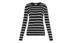 Stripe Annie Sparkle Knit