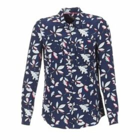 Tommy Hilfiger  NEA BLOUSE LS  women's Shirt in Blue