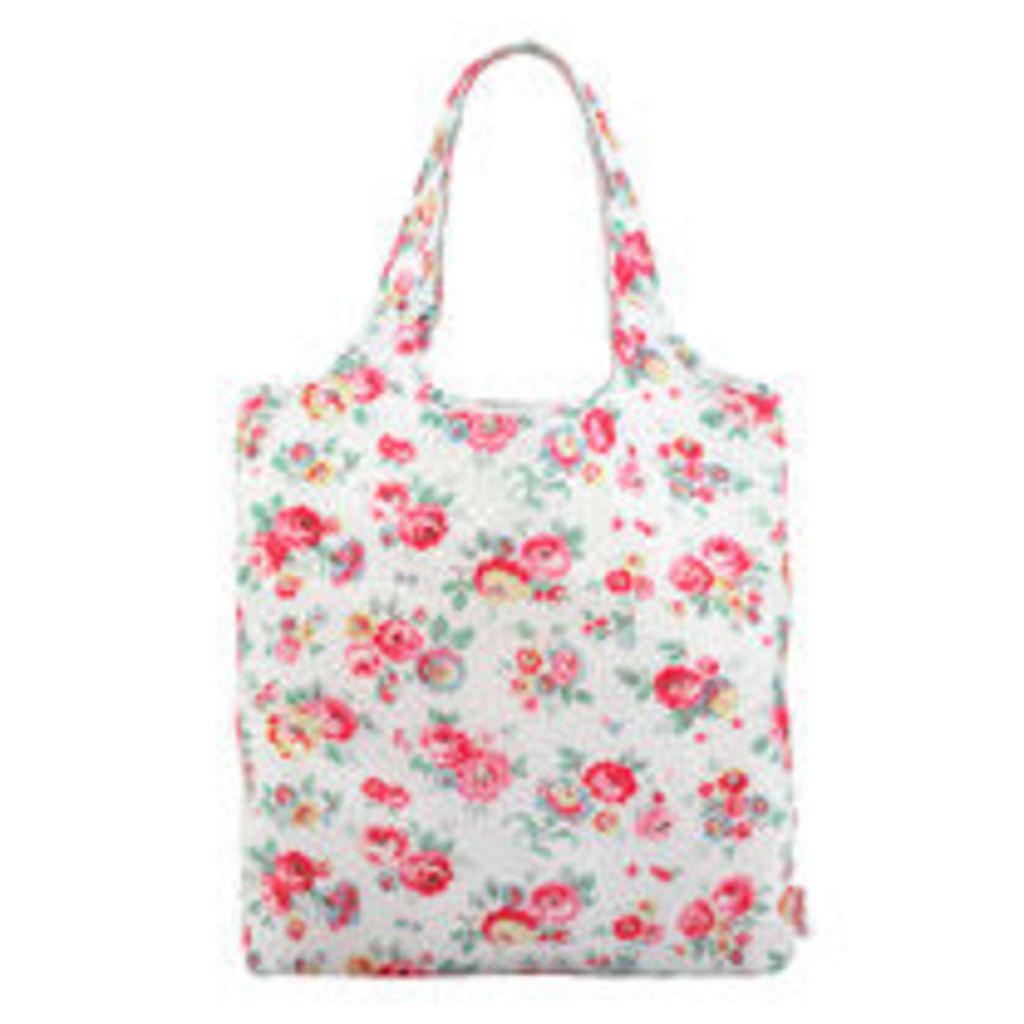 Wells Rose Foldaway Shopper