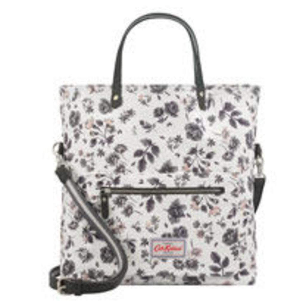 Pressed Flowers Ditsy Reversible Cross Body Bag