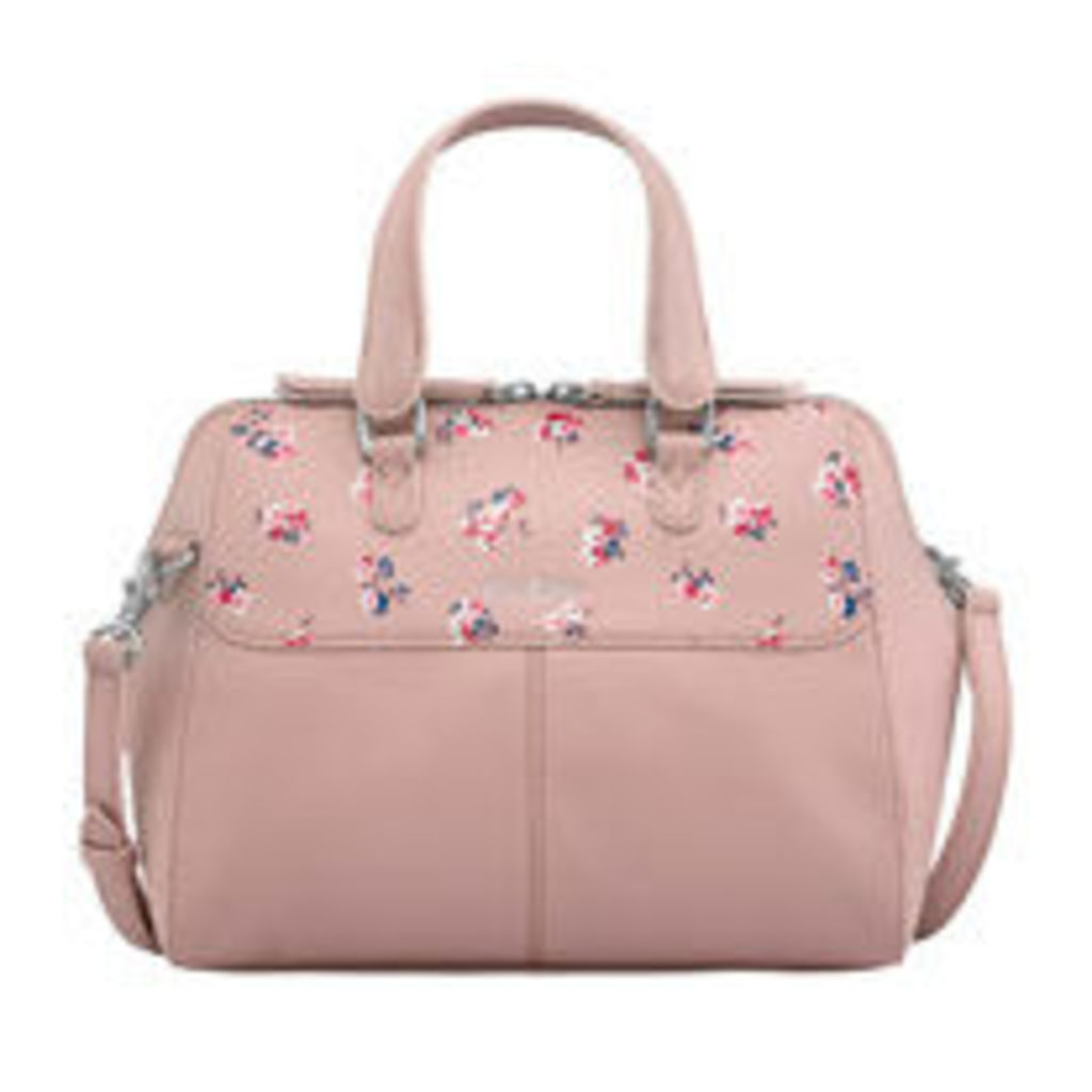 Woodstock Ditsy Henshall Leather Bag