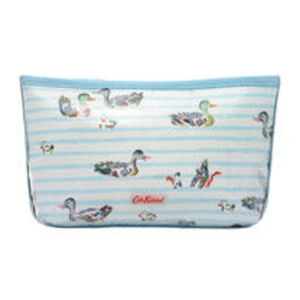 Ducks in a Row Make Up Bag