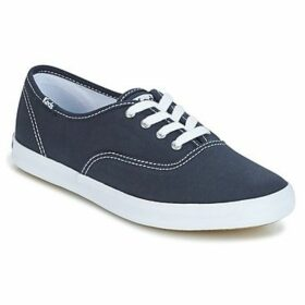 Keds  CHAMPION CORE CANVAS  women's Shoes (Trainers) in Blue