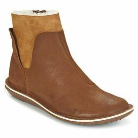 Camper  BEETLE  women's Mid Boots in Brown