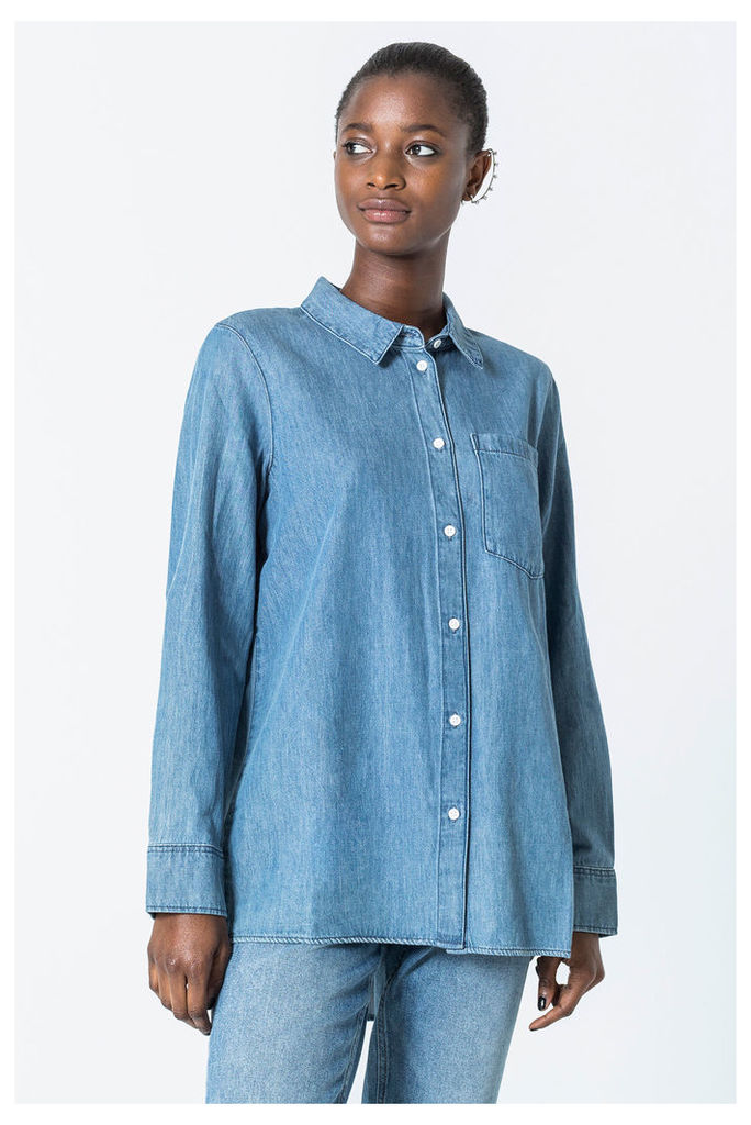 Behave Denim Shirt