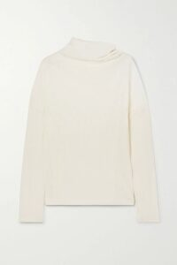 Equipment - Signature Washed-silk Shirt - Navy