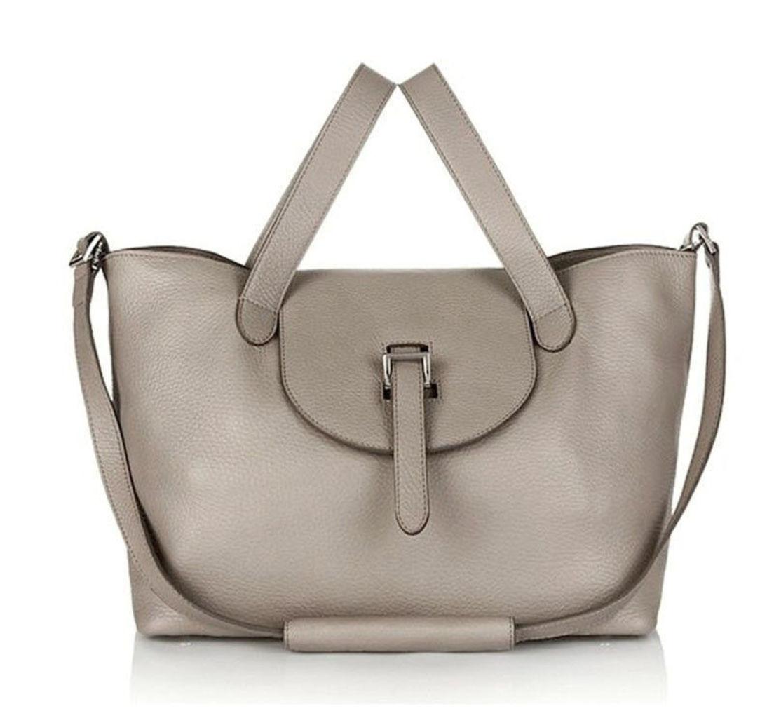 Thela Medium Tote Bag Taupe