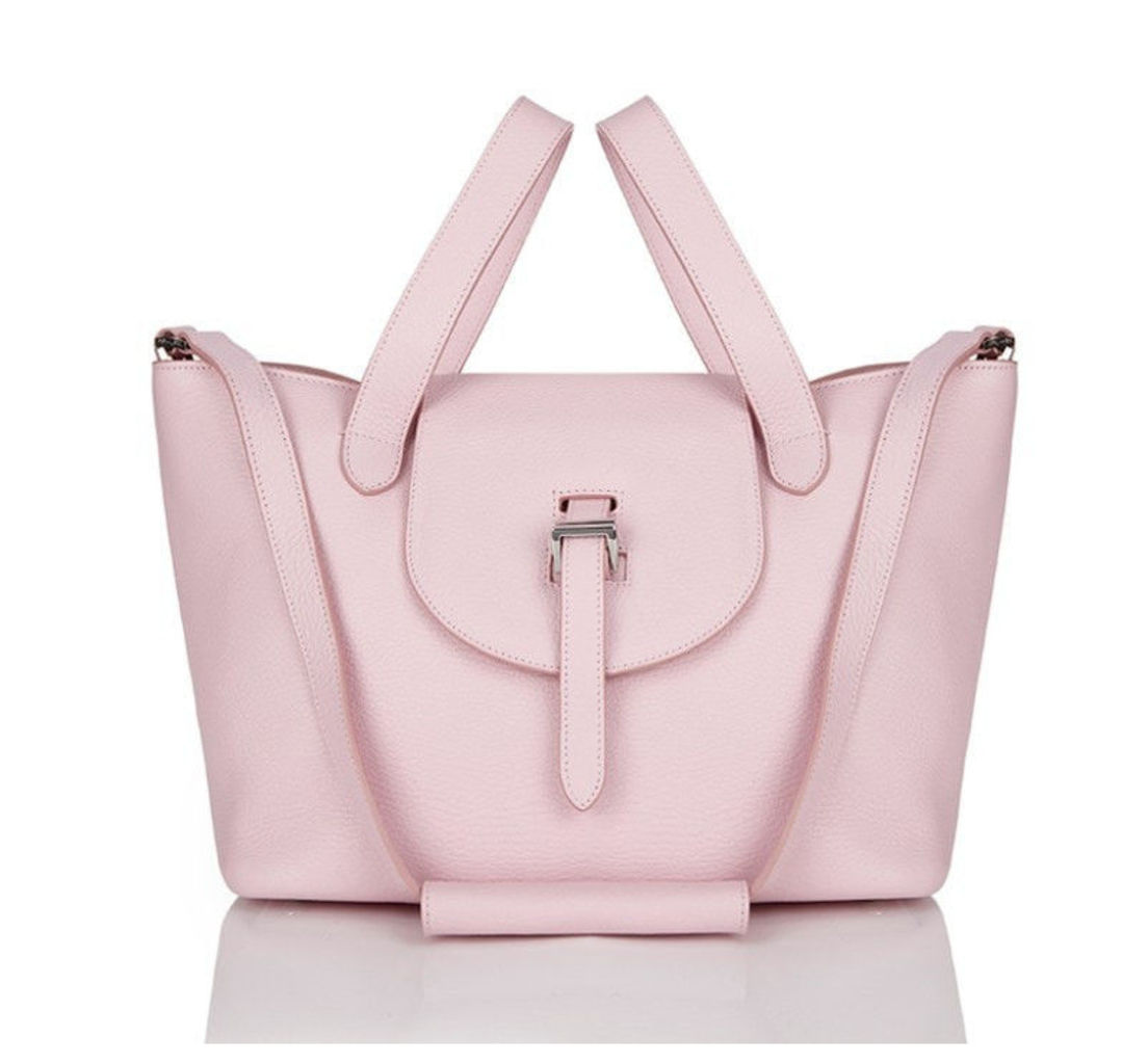 Thela Medium Tote Bag Blush Pink