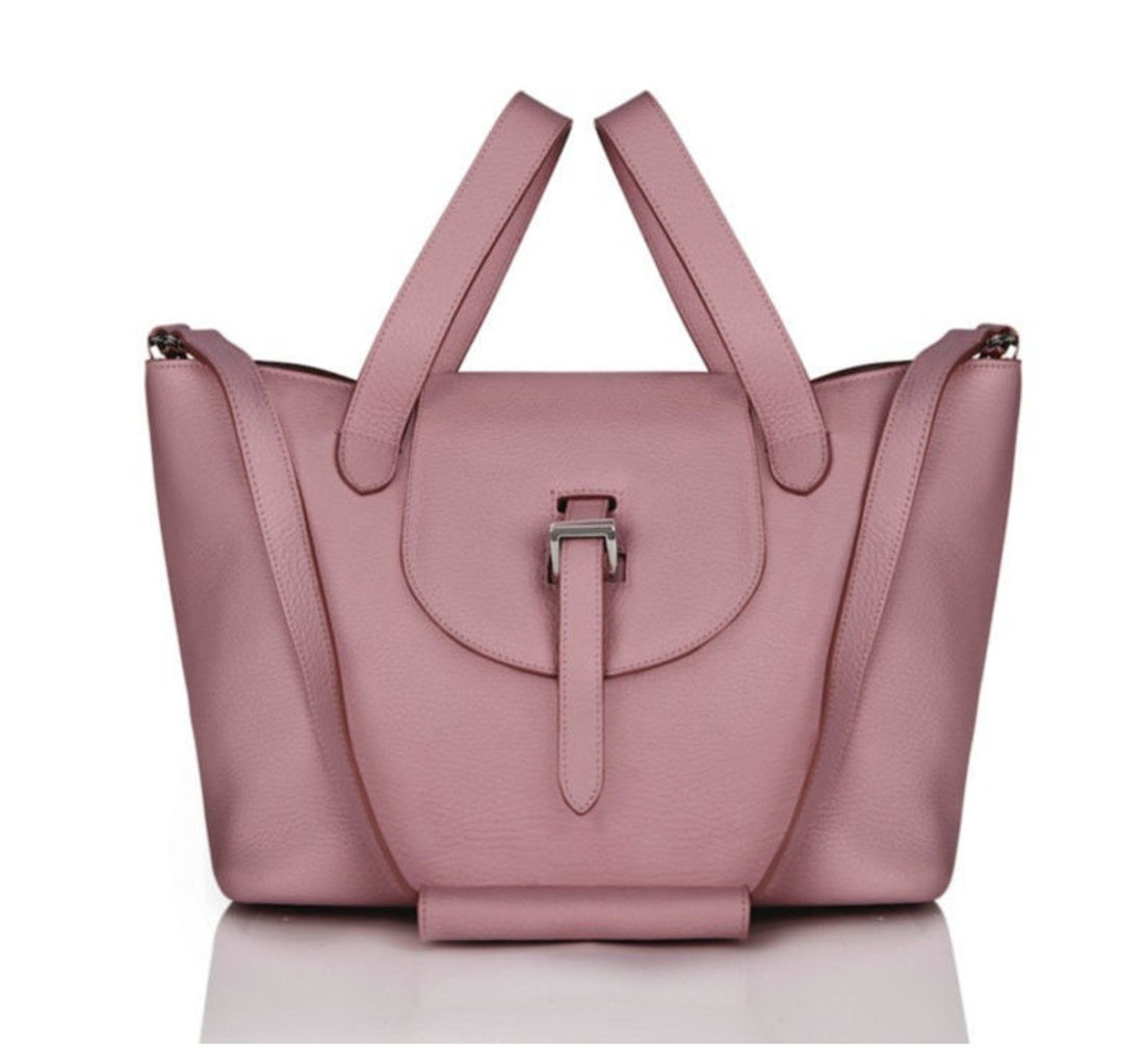 Thela Medium Tote Bag Mauve