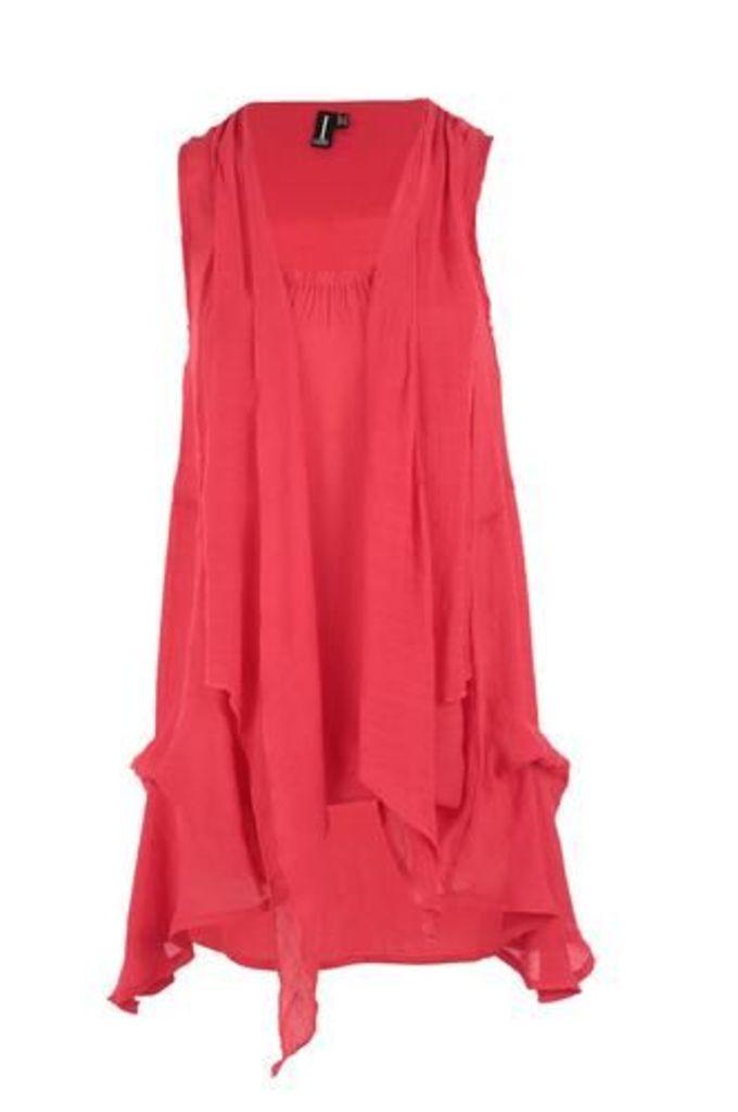 Layered Tunic Dress