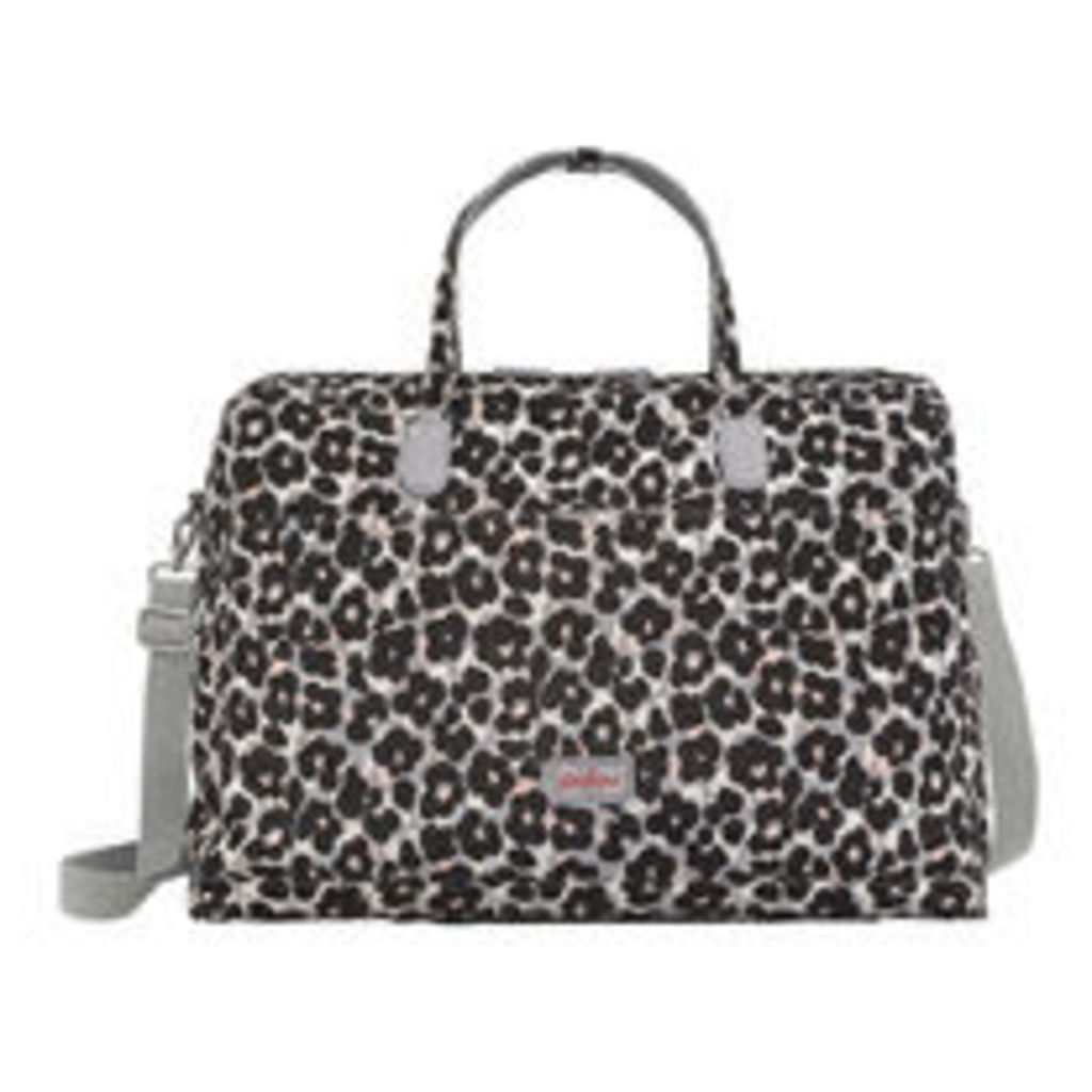 Leopard Flower Mother And Baby Travel Bag