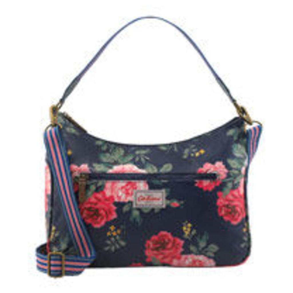 Antique Rose Curve Shoulder Bag