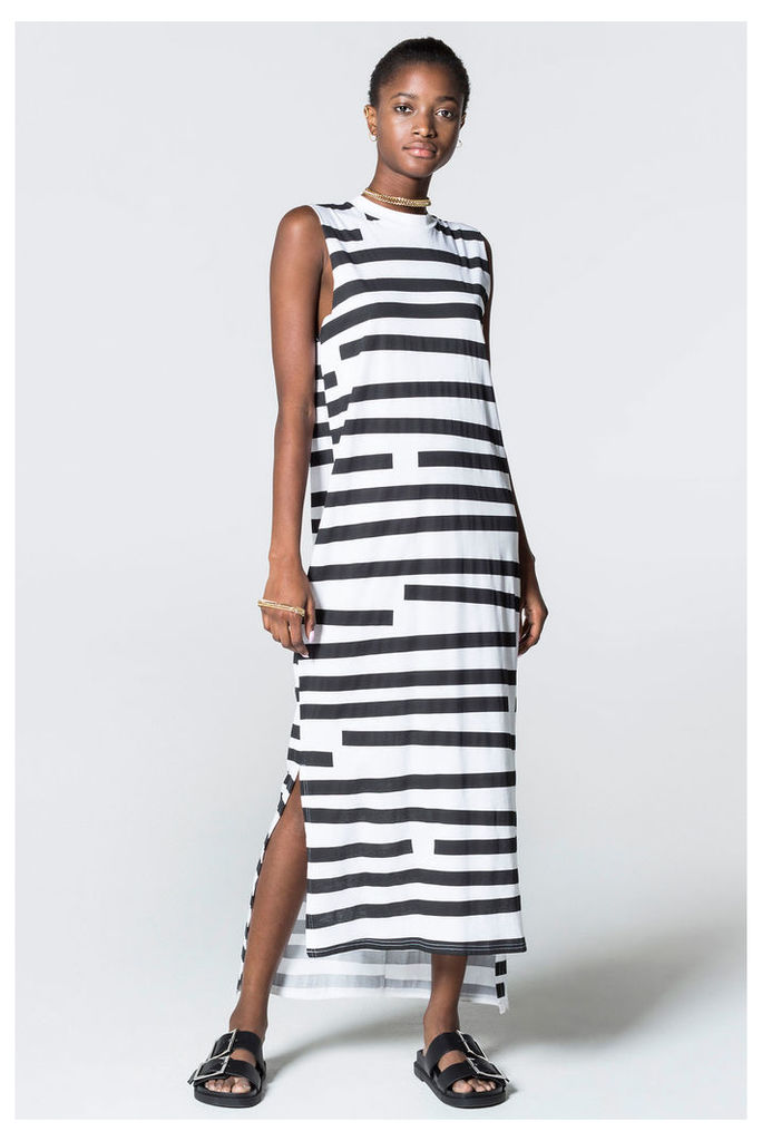 Twine Odd Stripe Dress