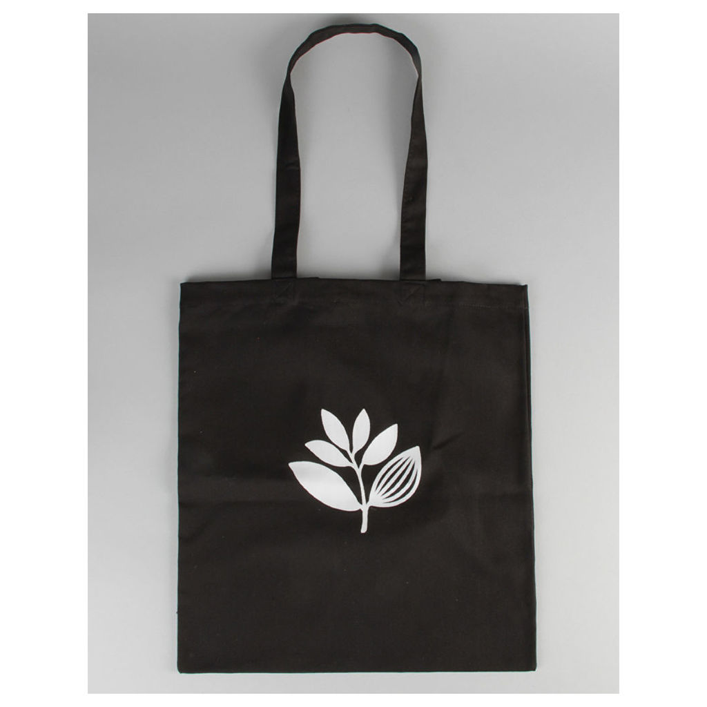 Magenta Tote Bag - Black (One Size Only)