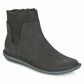 Camper  BEETLE  women's Mid Boots in Black