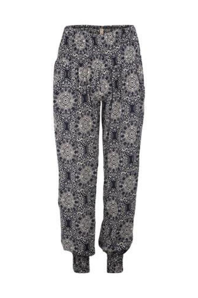 Optical Print Trousers