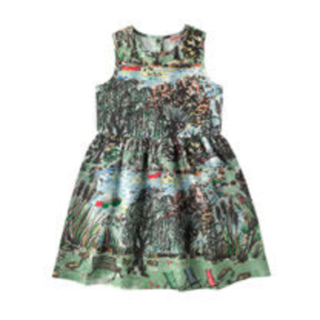 London Park Sleeveless Dress