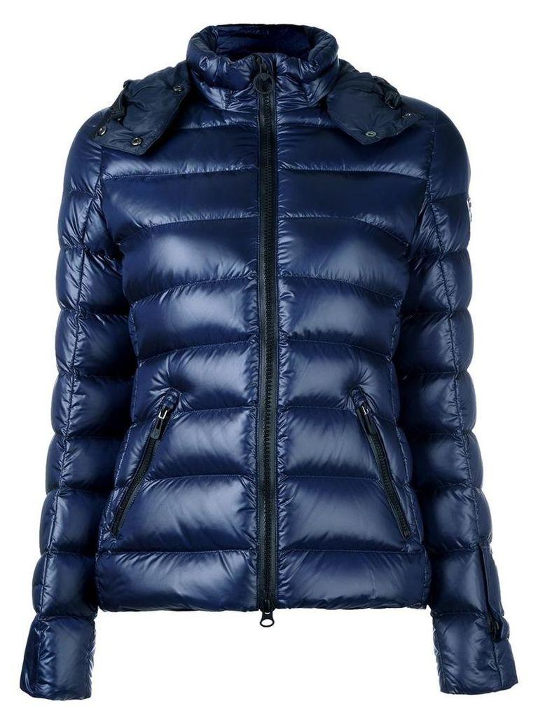 Rossignol - 'Carolina' padded jacket - women - Feather Down/Polyamide/Polyester - XS, Blue