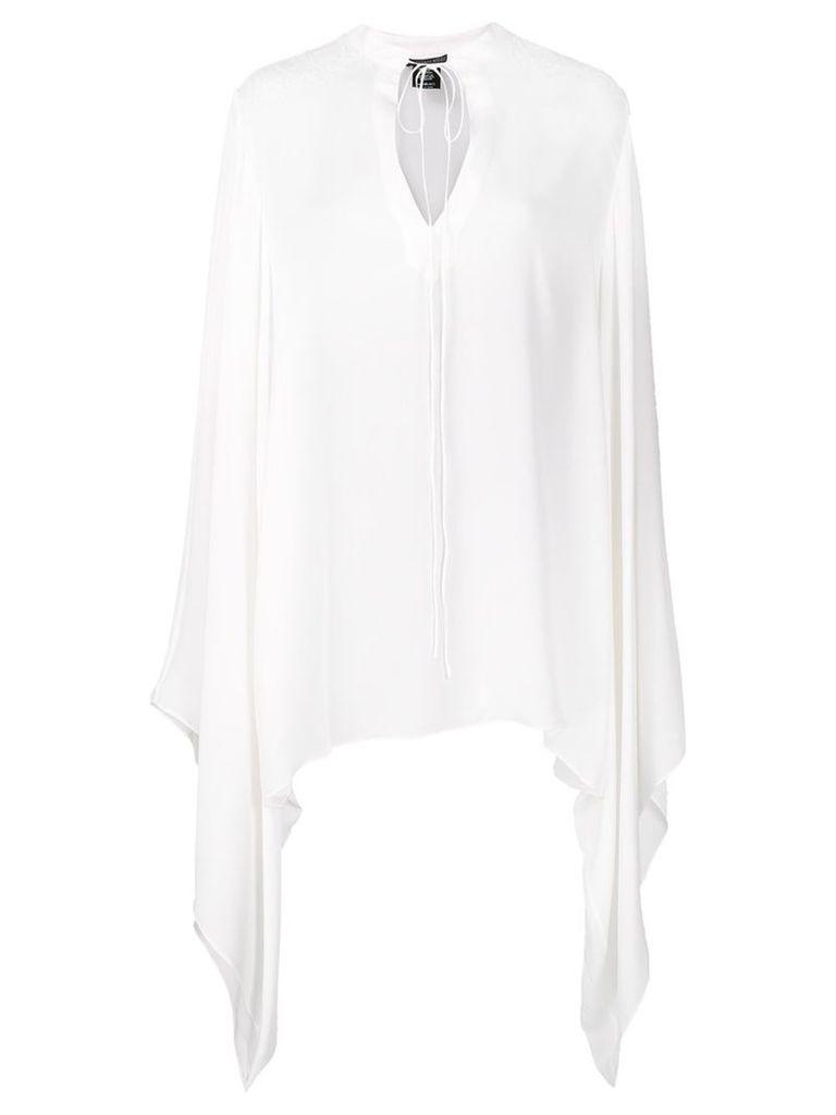 Thomas Wylde - 'Own' blouse - women - Silk - S, White