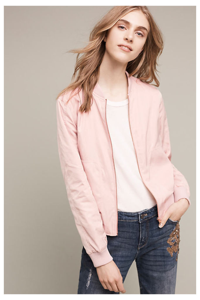 Journey Bomber - Pink, Size S