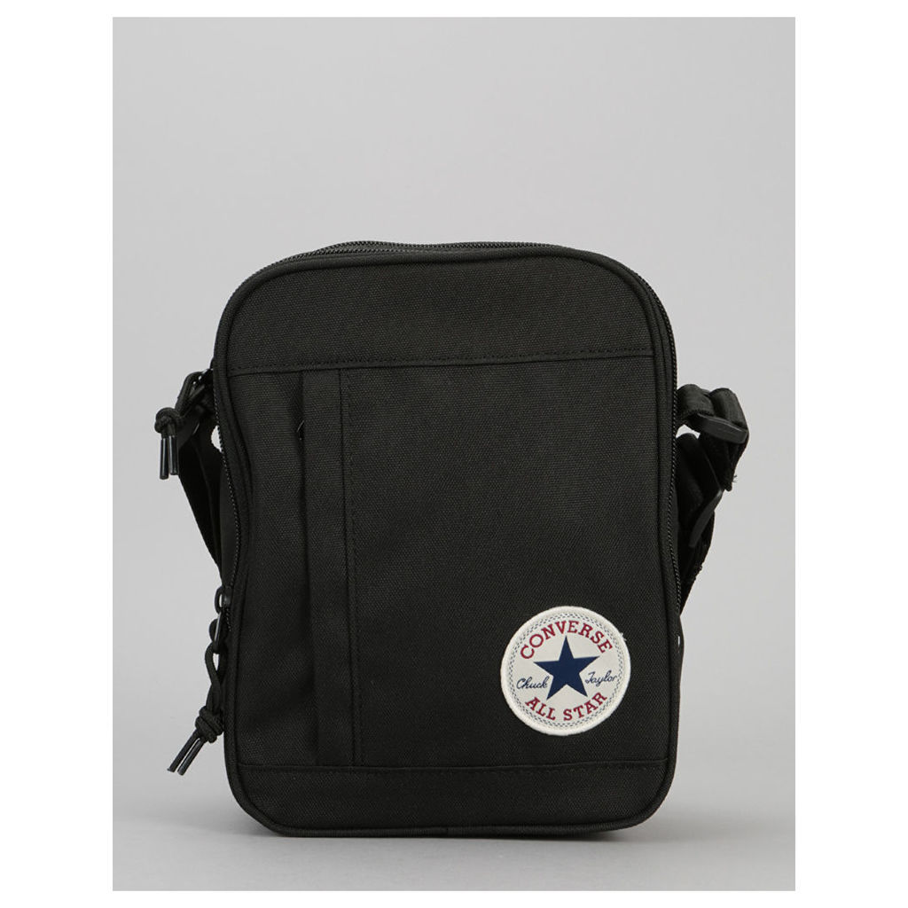 Converse Cross Body Bag - Converse Black (One Size Only)