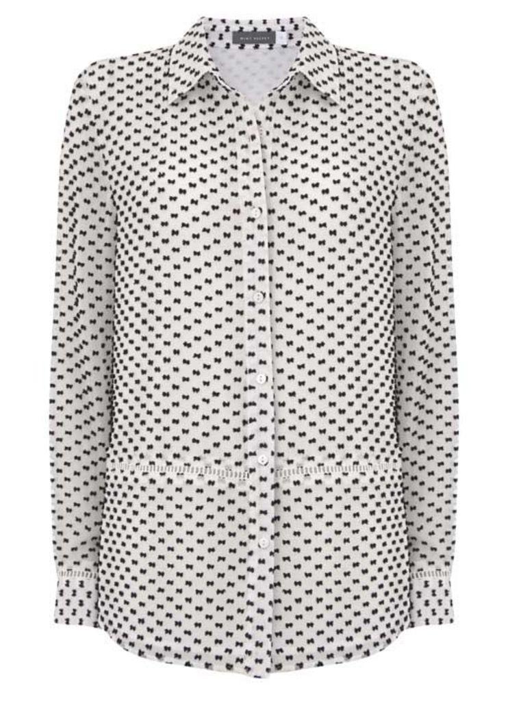 Silk Dobby Shirt