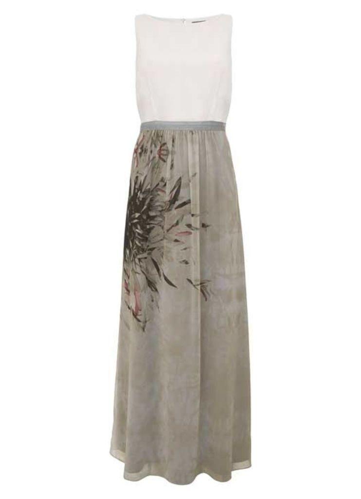 Teresa Print Maxi Dress