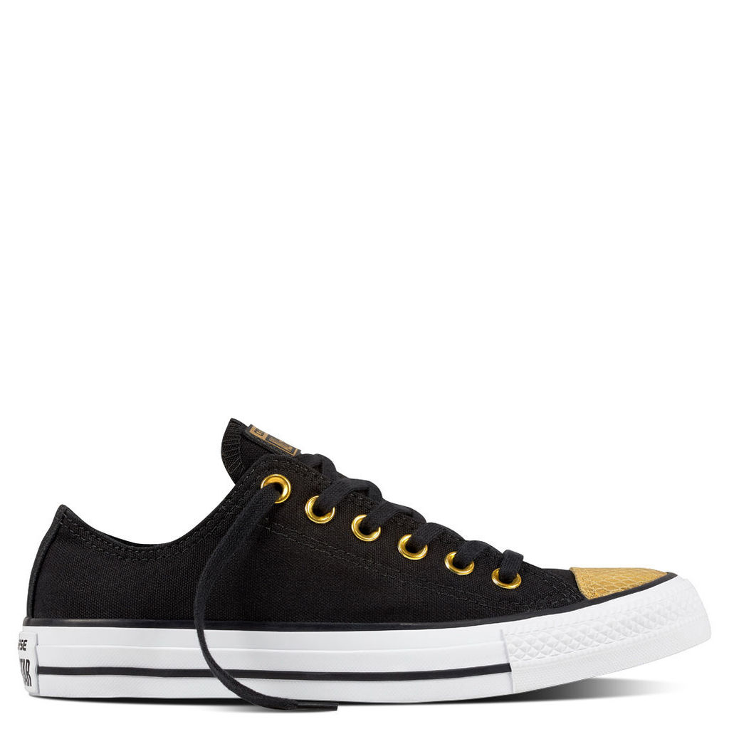 Chuck Taylor All Star Metallic Toecap