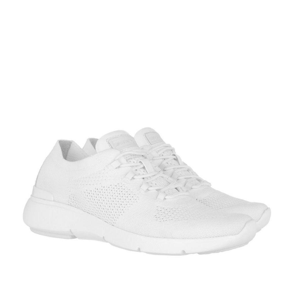 Michael Kors Sneakers - Skyler Trainer Fabric Sneaker Optic White - in white - Sneakers for ladies