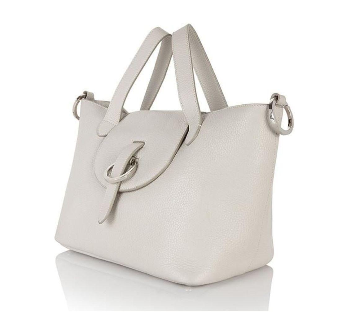 Rose Thela Medium Tote Bag Cloud Grey