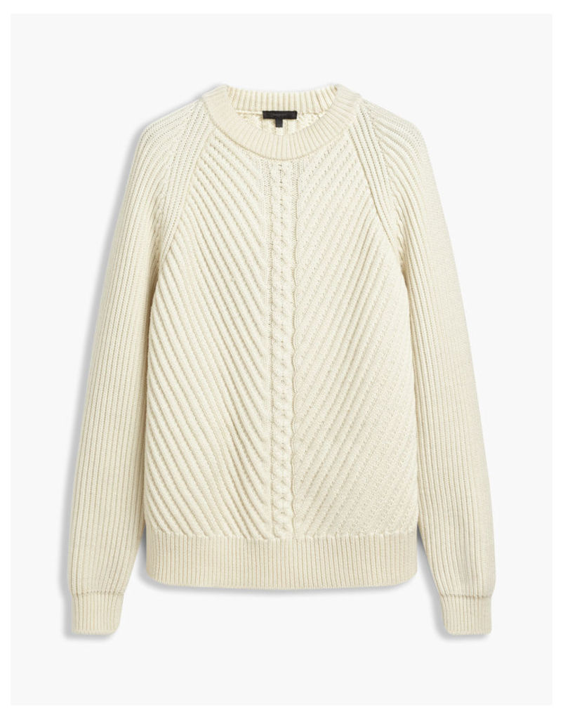 Belstaff Shandi Sweater Woman White