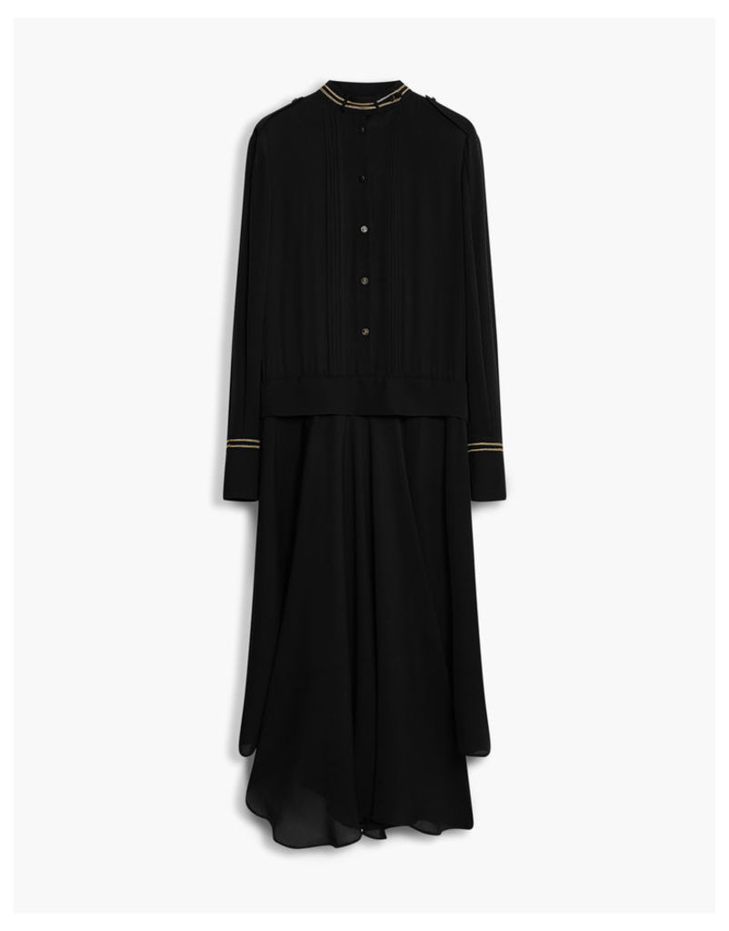 Belstaff Mareena Dress Woman Black