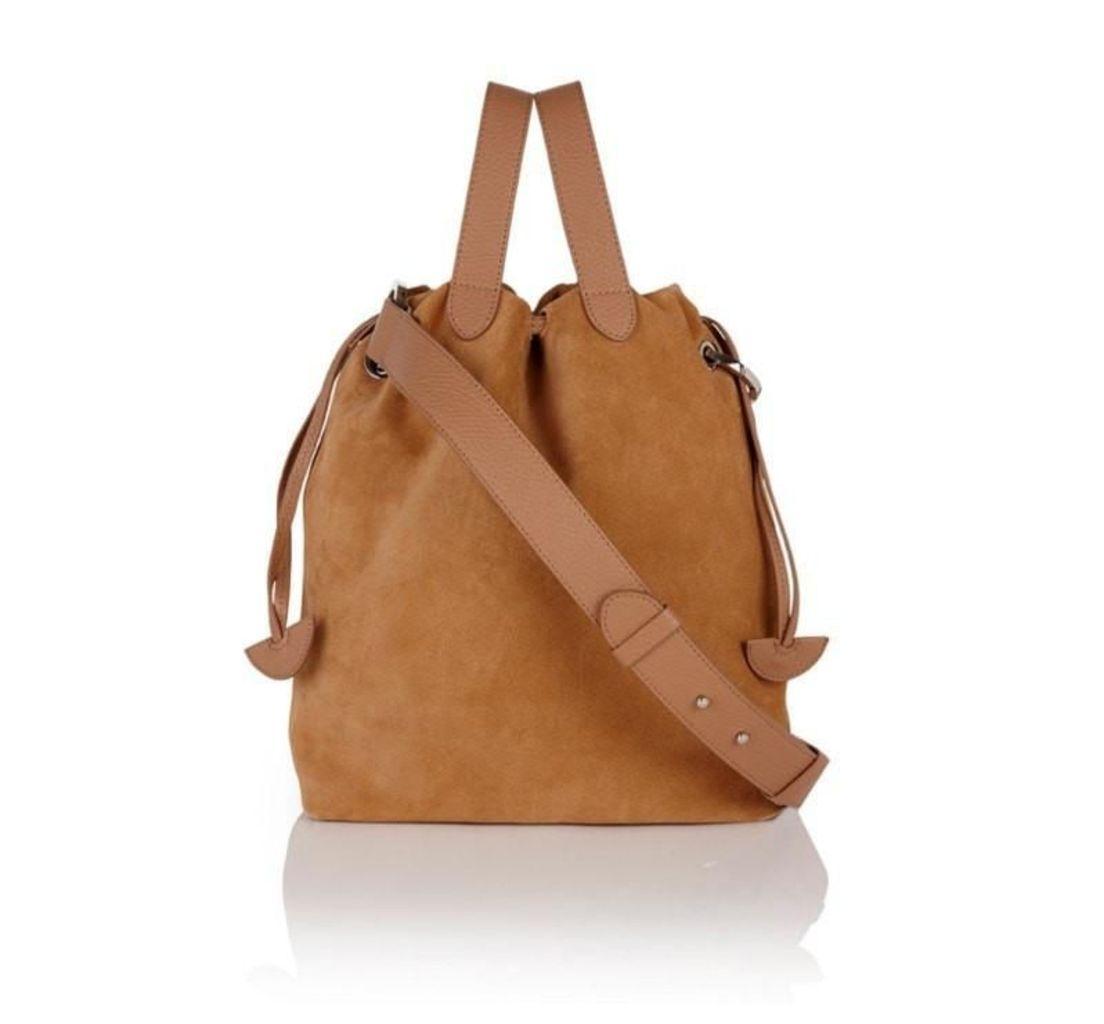 Hazel Tote Bag Light Tan