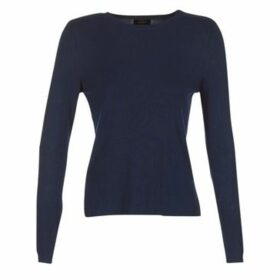 Only  DINA  women's Sweater in Blue