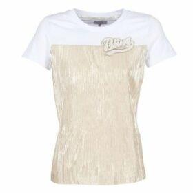 Only  LIVA  women's T shirt in White