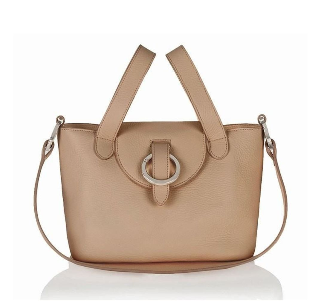 Rose Thela Mini Shoulder Bag Light Tan