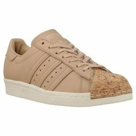 adidas  Superstar 80S Cork W  women's Shoes (Trainers) in multicolour